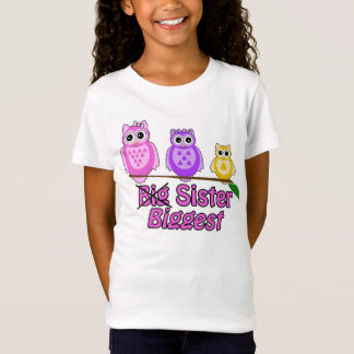 Biggest Sister T-Shirt