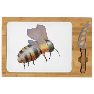 Biggie Bee cheese board Rectangular Cheese Board