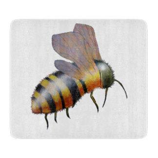 Biggie Bee glass cutting board