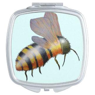 Biggie Bee Mirror Compact Vanity Mirror