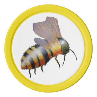 Biggie Bee poker chip Poker Chips
