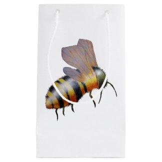 Biggie Bee small glossy gift bag Small Gift Bag