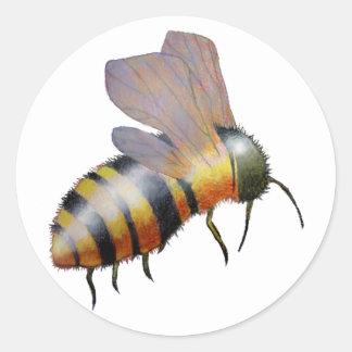 Biggie Bee stickers