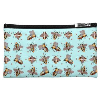 Biggie Bees Cosmetic bag (medium)