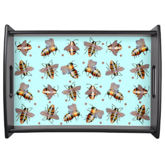 Biggie Bees serving tray