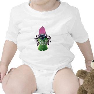 Biggie Girl Swagz Baby Bodysuit