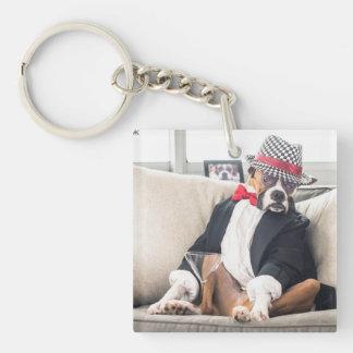 Biggie Smalls Ratpack Keychain