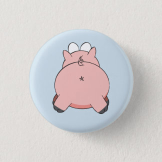 Biggy Piggy Backside Badge