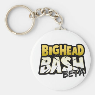 BigHead Bash Beta Keychain