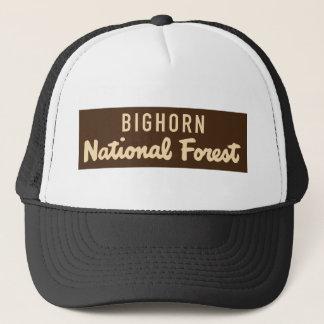 Bighorn National Forest Trucker Hat