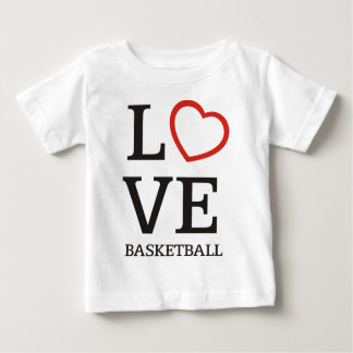 bigLOVE-basketball. Baby T-Shirt