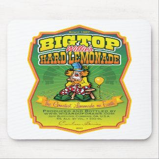 Bigtop Willie's Hard Lemonade Mouse Pads