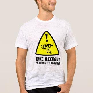 Bike Accident Waiting to Happen T-Shirt
