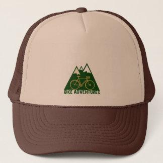 bike adventures fashion trucker hat