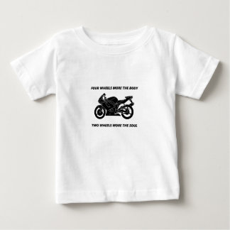 Bike and body soul baby T-Shirt