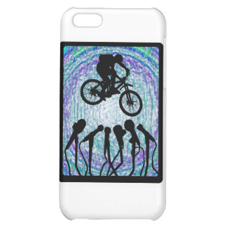 Bike Bent Ender iPhone 5C Cover