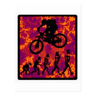 Bike BLIGHT SIGHT Postcard