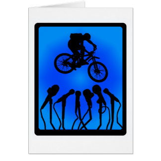 Bike Blue Ridge Card