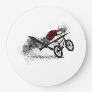 Bike BMX Hobby Wallclocks