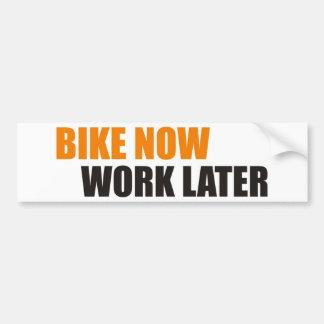 bike bumper sticker