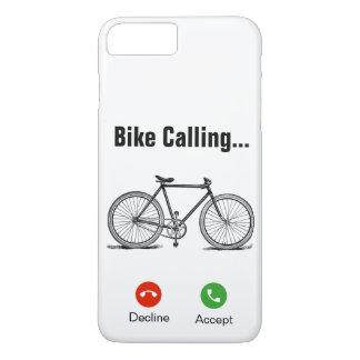 Bike Calling... iPhone 7+/8+Case iPhone 8 Plus/7 Plus Case