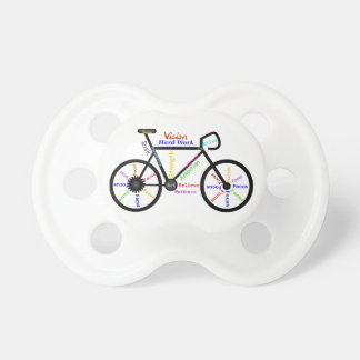 Bike, Cycle with Motivational Words Sport Dummy