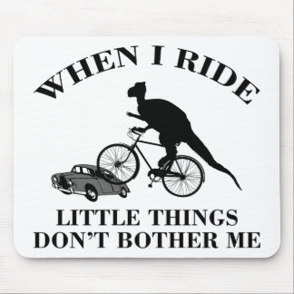 Bike Cycling Bicycle Mouse Pads