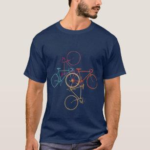 107345922 Cycling T-Shirts & Shirt Designs | Zazzle.com.au