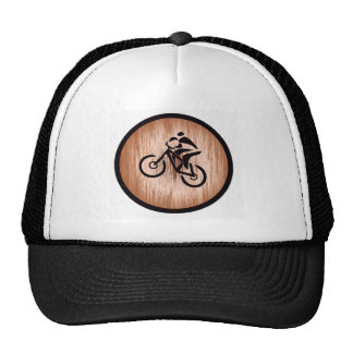 Bike Desert Chain Mesh Hats
