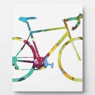 Bike Design Plaque