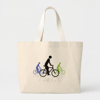 Bike event tote bag