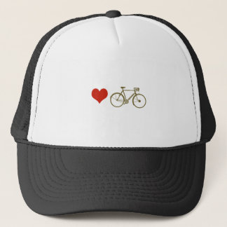 bike fashion trucker hat