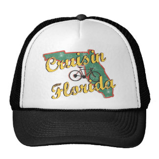 Bike Florida Mesh Hat