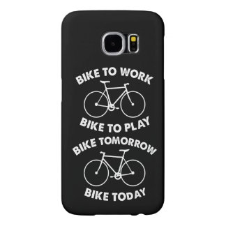 Bike Forever - Cool Cycling Samsung Galaxy S6 Cases