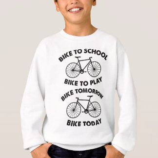 Bike Forever - Cool Cycling Sweatshirt