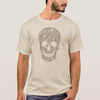Bike Gear skull T-Shirt