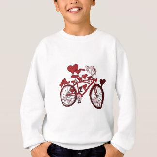 Bike Hearts Sweatshirt