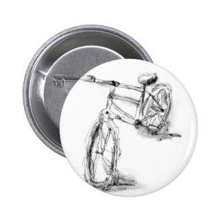Bike II 6 Cm Round Badge