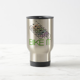 Bike it! travel mug