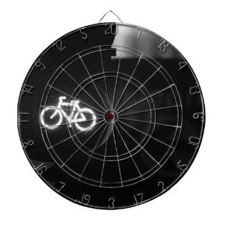 Bike Lane Dartboard