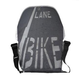 Bike Lane Messenger Bag
