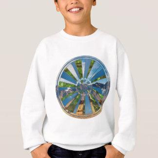 Bike Mandala Sweatshirt