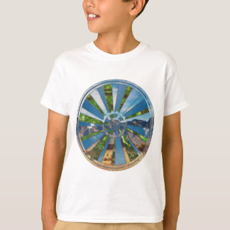 Bike Mandala T-Shirt