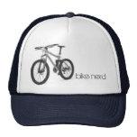 Bike Nerd Mesh Hats