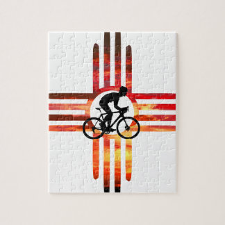 Bike New Mexico Puzzles