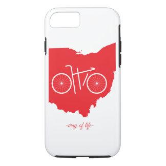 Bike Ohio iPhone 7 Case