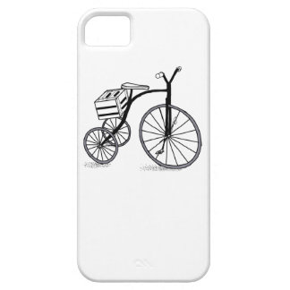 Bike on 3 wheels barely there iPhone 5 case