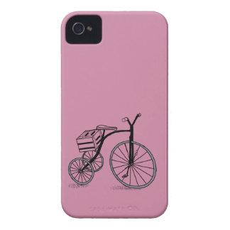 Bike on 3 wheels Case-Mate iPhone 4 cases