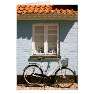 Bike on Aero Card