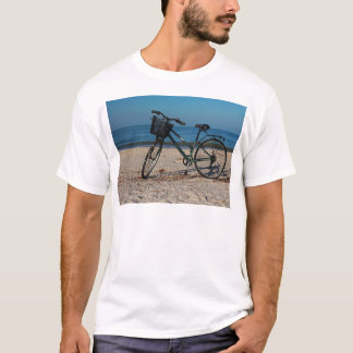 Bike on Barefoot Beach II T-Shirt